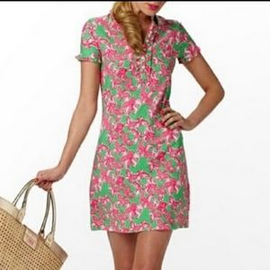 Lilly Pulitzer Carolyn Dress in All a Flutter